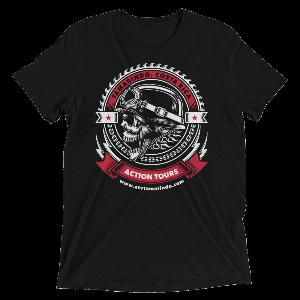 Action-Tours-T-Shirt-1—Outlines_mockup_Wrinkle-Front_Solid-Black-Triblend